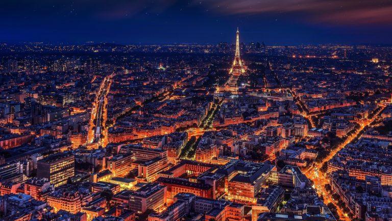 Escapada romántica a París